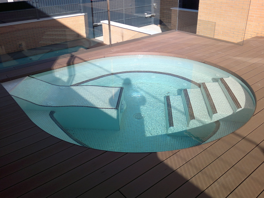 Albadecor s r l piscine spa constructii piscine for Cat costa construirea unei piscine